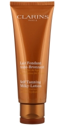 Clarins Self Tanning Milky Lotion 125 ml.