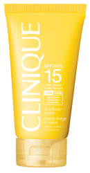 Clinique Sun Face Body Lotion SPF15 150 ml