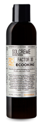 Ecooking Solcreme SPF30 200ml