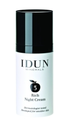 IDUN Skincare Night Cream