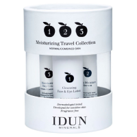 IDUN Skincare travel set