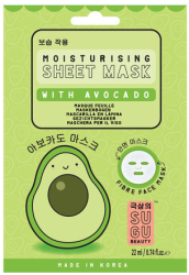 SUGU Avocado Sheet Mask
